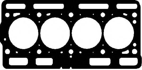 Прокладка, головка цилиндра ELRING 012.361