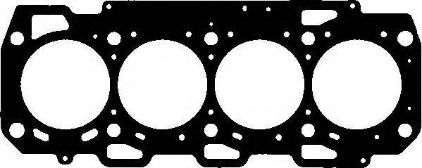 Прокладка, головка цилиндра ELRING 008.822