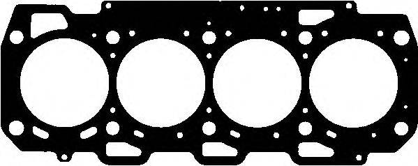 Прокладка, головка цилиндра ELRING 008.832