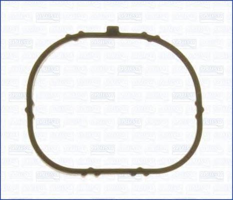 Прокладка, впускной коллектор; Прокладка, труба выхлопного газа AJUSA 01121000