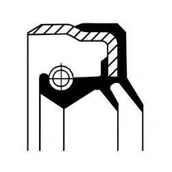 Уплотняющее кольцо, дифференциал; Уплотняющее кольцо, раздаточная коробка CORTECO 01034774B