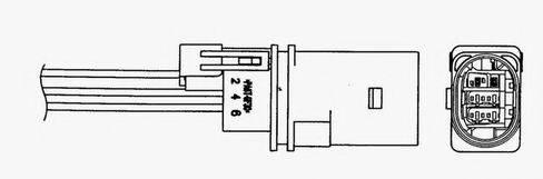 Лямбда-зонд NGK 0033