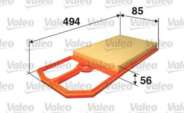 Воздушный фильтр VALEO 585247