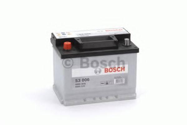 Стартерная аккумуляторная батарея; Стартерная аккумуляторная батарея BOSCH 0 092 S30 060