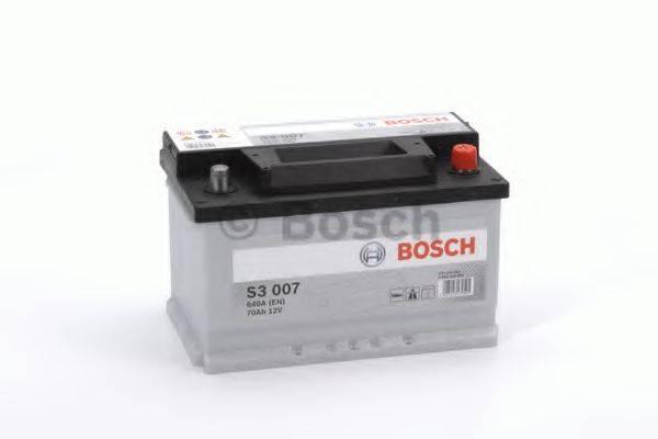 Стартерная аккумуляторная батарея; Стартерная аккумуляторная батарея BOSCH 0 092 S30 070