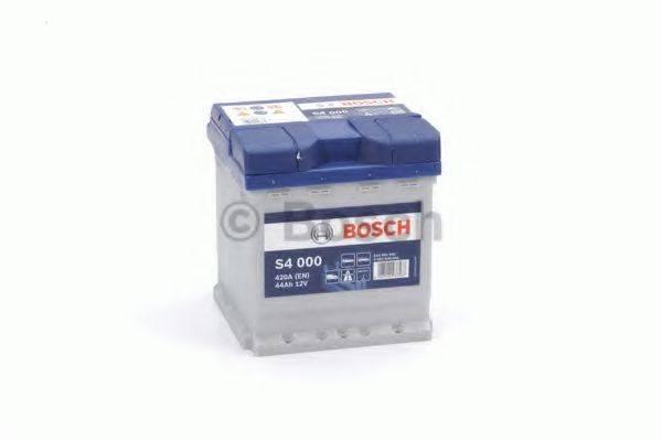 Стартерная аккумуляторная батарея; Стартерная аккумуляторная батарея BOSCH 0 092 S40 001