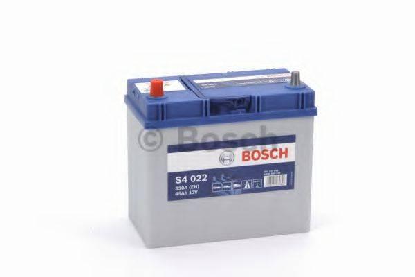 Стартерная аккумуляторная батарея; Стартерная аккумуляторная батарея BOSCH 0 092 S40 220