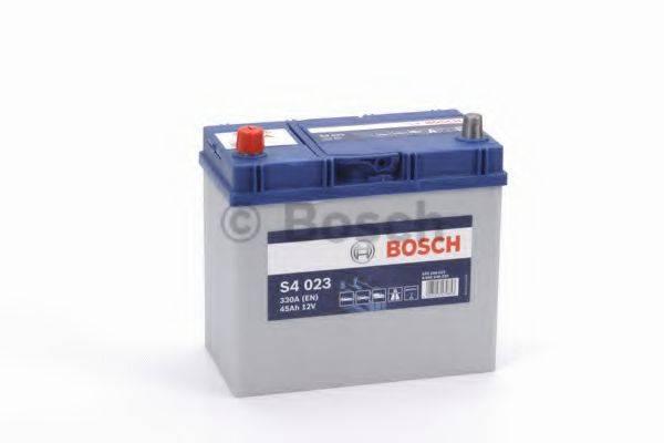 Стартерная аккумуляторная батарея; Стартерная аккумуляторная батарея BOSCH 0 092 S40 230