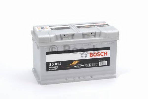 Стартерная аккумуляторная батарея; Стартерная аккумуляторная батарея BOSCH 0 092 S50 110