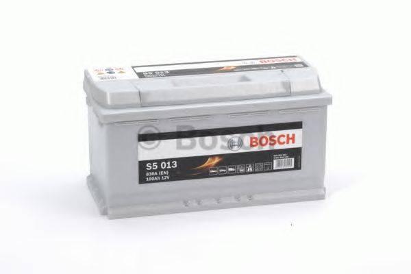Стартерная аккумуляторная батарея; Стартерная аккумуляторная батарея BOSCH 0 092 S50 130