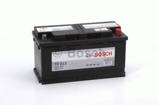 Стартерная аккумуляторная батарея; Стартерная аккумуляторная батарея BOSCH 0 092 T30 130