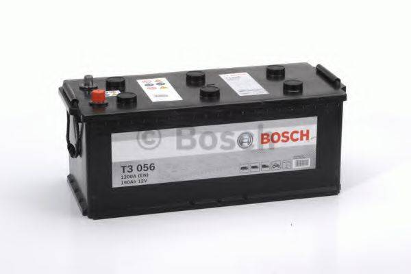 Стартерная аккумуляторная батарея; Стартерная аккумуляторная батарея BOSCH 0 092 T30 560