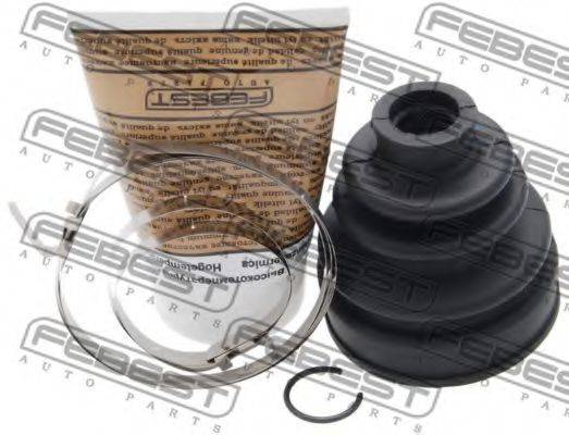 Пыльник, приводной вал FEBEST 0115-ACA33RT