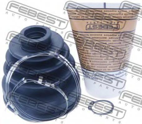 Пыльник, приводной вал FEBEST 0115-GRX125
