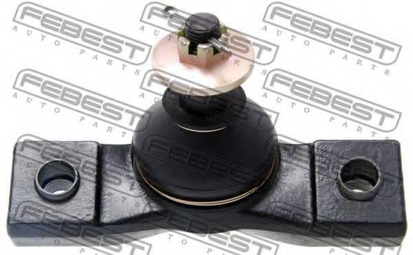 Несущий / направляющий шарнир FEBEST 0120-GRX125LF