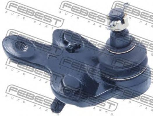 Несущий / направляющий шарнир FEBEST 0120-GSU40LH