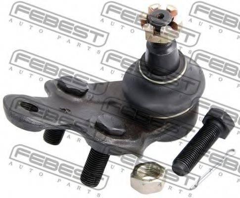 Несущий / направляющий шарнир FEBEST 0120-MCV30R